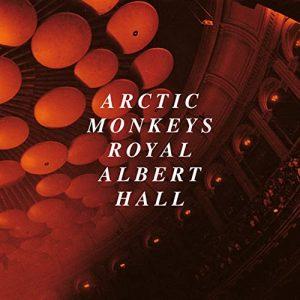 עטיפת התקליטור live at the royal albert hall